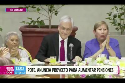 VIDEO |Epic fail: filtran audio de Martín Cárcamo tras anuncios de Piñera