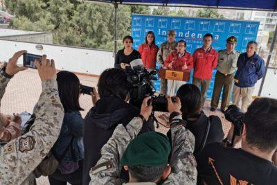 Arica sería la primera región en levantar Estado de Emergencia