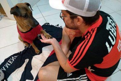 Hincha de Flamengo rifa su entrada de Copa Libertadores para pagar tratamiento de su perro