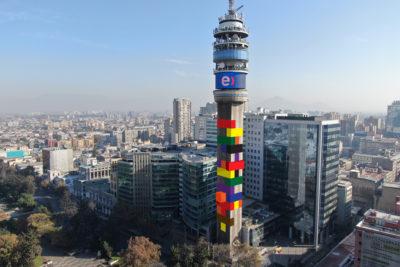 """Postergan festival de arte urbano """"Hecho en Casa Entel"""""""