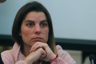 """Maite Orsini y su denuncia sin pruebas: """"Hay parlamentarios que tienen relación con el narcotráfico"""""""