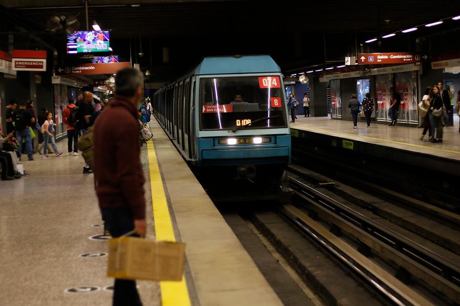 47 de cada 100 pesos subsidiados: el Metro de Santiago es más caro que el de Sao Paulo