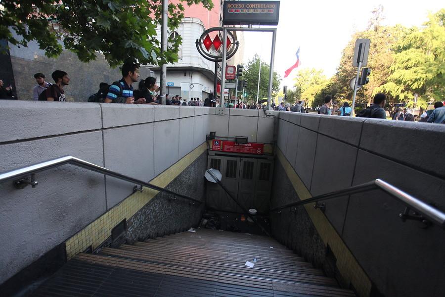 Línea 1 del Metro de Santiago operará por tramos parciales