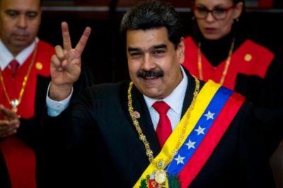 Maduro aumenta sueldo mínimo y entrega una mina de oro para que gobernaciones financien sus proyectos