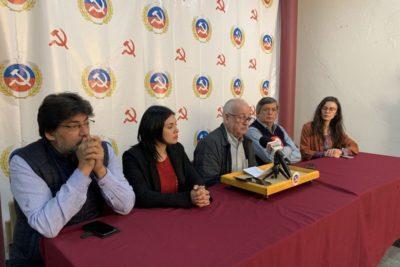 """PC a Piñera: """"Si no tiene capacidad de gobernar, lo mejor sería que renunciara"""""""