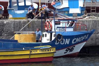 Pescadores de San Vicente y Lenga apuestan por una mayor autonomía