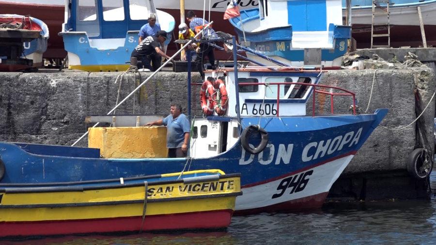 """""""Pescadores de San Vicente y Lenga apuestan por una mayor autonomía"""""""