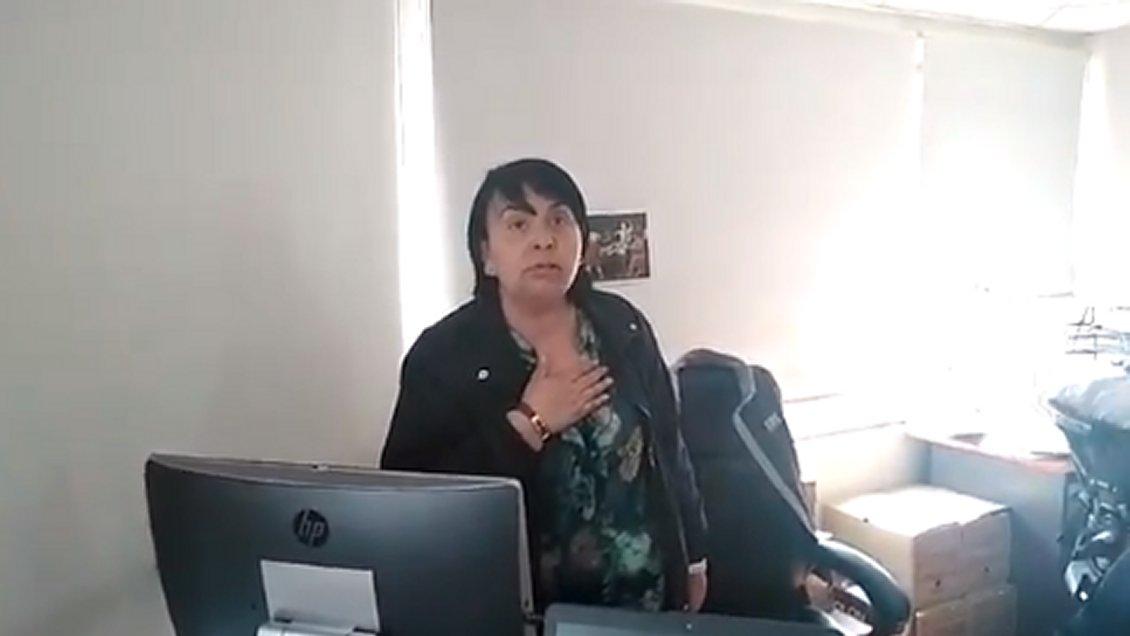 """""""La verdad detrás del viralizado video del despido de la jefa del departamento de Laboratorios del SML"""""""