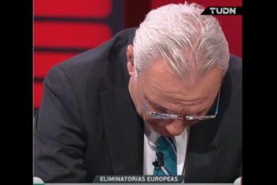 VIDEO | Stoichkov rompe en llanto para pedir sanciones a los hinchas búlgaros racistas