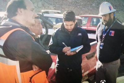 Tierra Amarilla: trabajador de mina murió tras caer desde altura de 80 metros