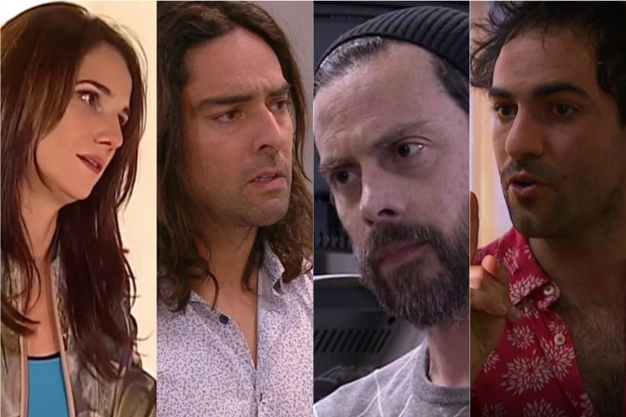 Actores desmenuzan el fin de las teleseries de TVN
