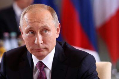 Renunció todo el gabinete tras el discurso de Vladimir Putin ante el parlamento