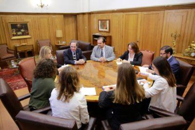 Gobierno se reúne con misión de la Alta Comisionada de la ONU para los Derechos Humanos
