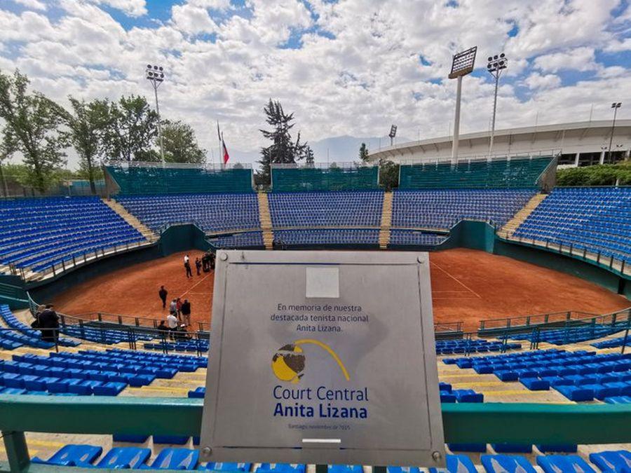 """""""Confirman regreso del tenis ATP a Chile: se jugará en febrero en el Estadio Nacional"""""""