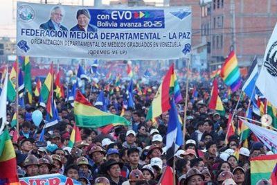 """Elecciones en Bolivia: OEA confirma auditoría """"vinculante"""" a elección presidencial"""