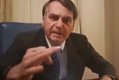 Jair Bolsonaro reacciona a reportaje que lo vincula con asesinato de concejala