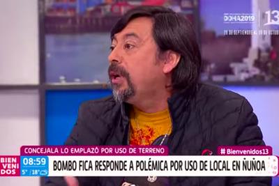 """""""Es un proyecto social y no un negocio"""": Bombo Fica aclara uso de terreno prestado por alcalde Zahri"""