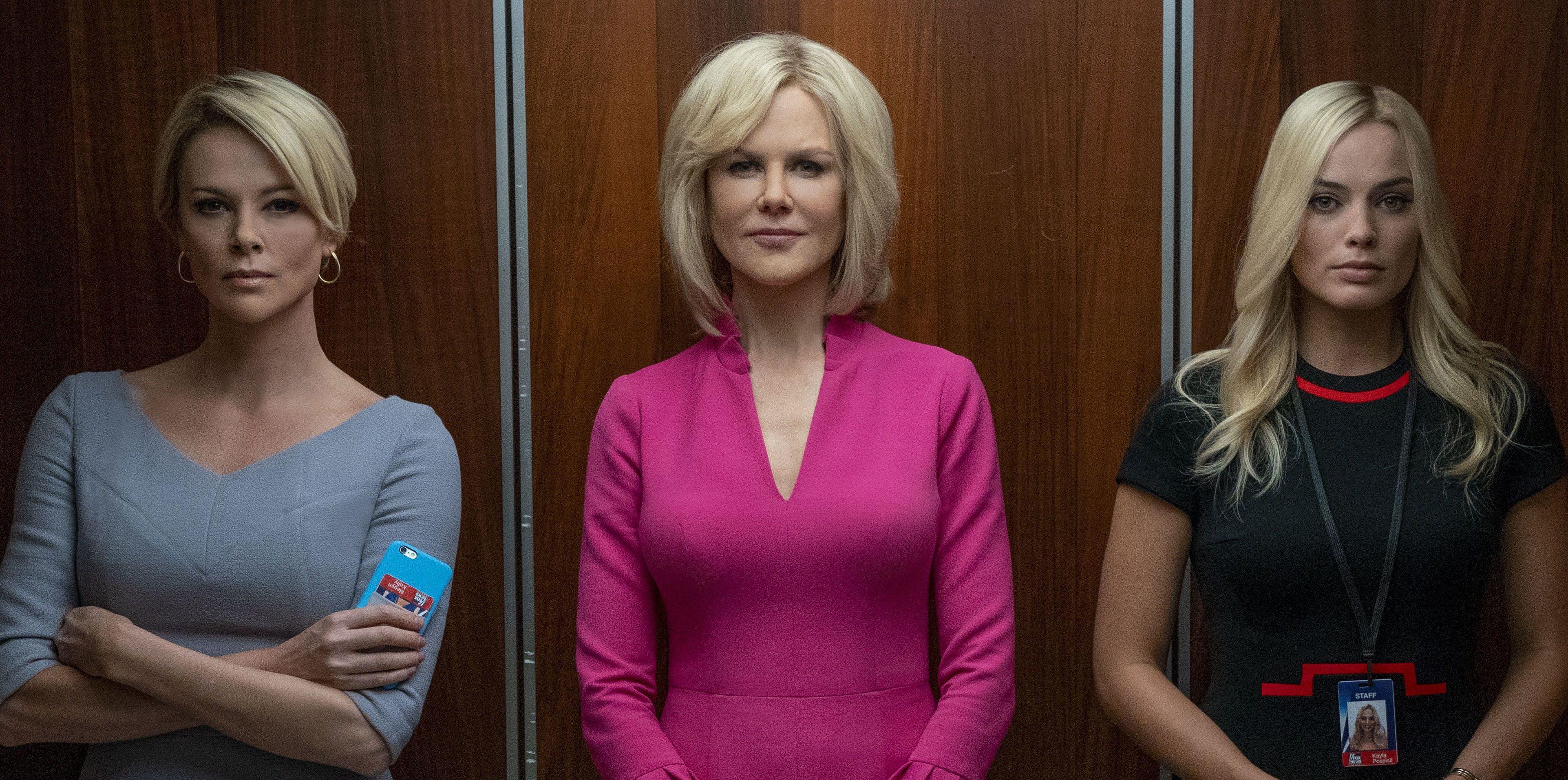 El escándalo sexual que estalló en Fox News y que inspiró la película Bombshell