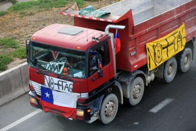 Cómo el Estado protege al gremio de los camioneros con rebajas de impuestos
