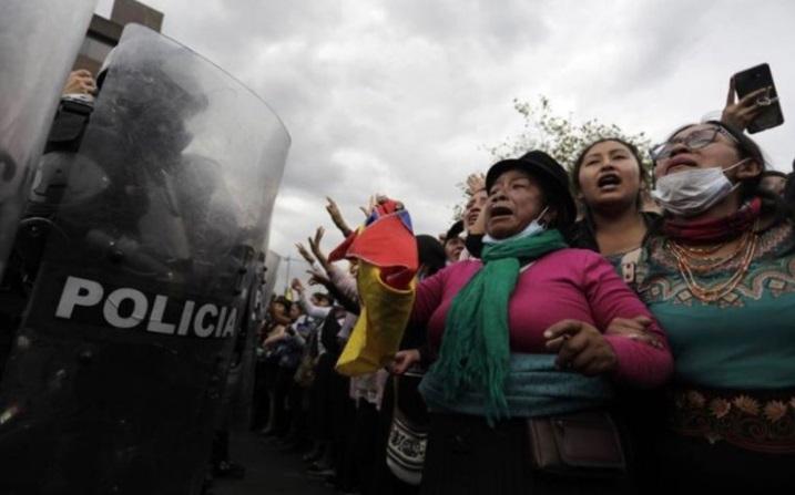 Lenin Moreno y dirigentes indígenas logran acuerdo para detener crisis en Ecuador