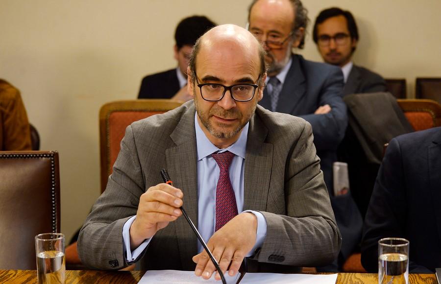 """""""La cita de Atria que defendió a Cubillos en la acusación constitucional"""""""