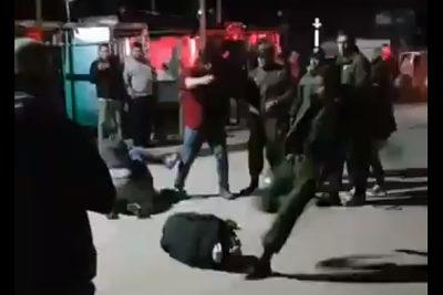 Dan de baja a Carabinero que propinó brutal golpiza en el suelo a una persona en Curanipe