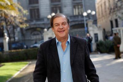 """Francisco Vidal: """"No voy a ser candidato a gobernador"""""""