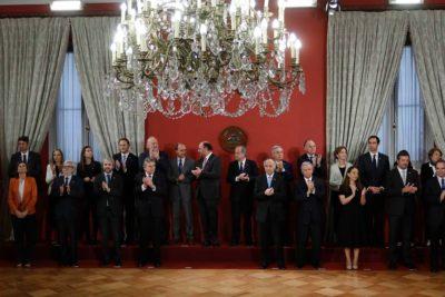 Briones, Rubilar e Isamit: las caras nuevas del gabinete