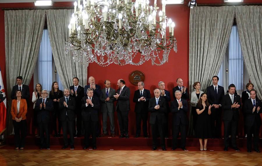 """""""Briones, Rubilar e Isamit: las caras nuevas del gabinete"""""""