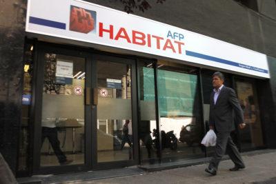 Los argumentos de AFP Habitat ante el TC para no permitir el retiro de fondos