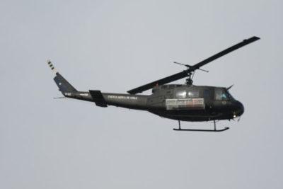 Requínoa: investigan robo de helicóptero avaluado en 350 millones de pesos