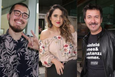 Los desafíos de los humoristas debutantes del Festival del Huaso de Olmué 2020