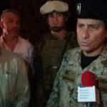 """""""Un hombre duro"""": quién es el general que estará a cargo de la seguridad de Santiago"""