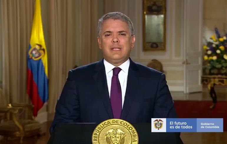 Justicia colombiana declara como inconstitucional la reforma tributaria del presidente Iván Duque