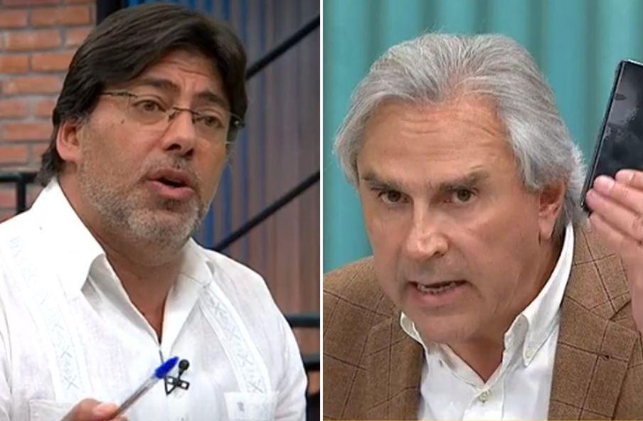 VIDEO   El absurdo cruce entre Jadue y Moreira en plena crisis