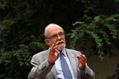 """José Maza: """"No sé que argumentos tiene Baradit, pero creo que algo de fundamento tiene"""""""