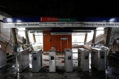 Presidente de Metro: Líneas 4 y 4A podrían estar meses sin funcionar