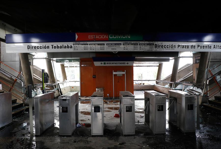 """""""Presidente de Metro: Líneas 4 y 4A podrían estar meses sin funcionar"""""""