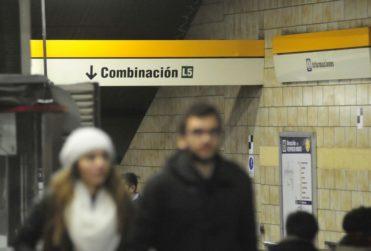 Metro cierra varias estaciones de la Línea 5 por manifestaciones