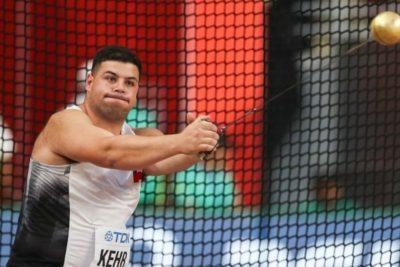 Gabriel Kehr y Humberto Mansilla quedan fuera de la final del martillo en Doha