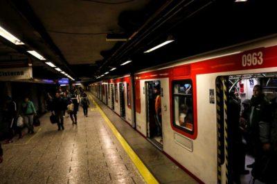 Metro cierra estaciones por nuevas evasiones masivas