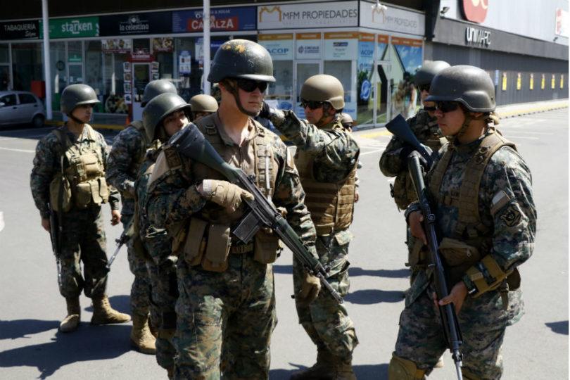 Anuncian querella contra militares por ecuatoriano que murió en La Serena