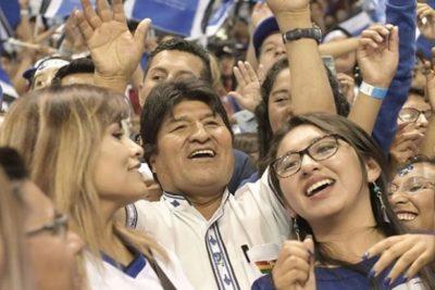 Evo Morales ya no es el favorito: jóvenes de Bolivia sólo lo usan como meme