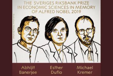 """Premian con el Nobel de Economía 2019 a expertos que han desarrollado estudios para """"aliviar la pobreza global"""""""