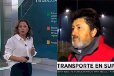 """""""Sensacionalismo"""" y """"falta a la dignidad"""": noticieros lideran denuncias al CNTV por cobertura de crisis social"""