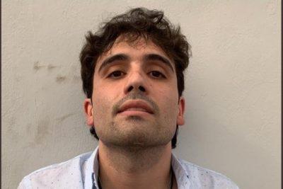 México: revelan video de la detención del hijo del 'Chapo' Guzmán