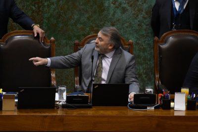 Los votos de la oposición que salvaron a Marcela Cubillos
