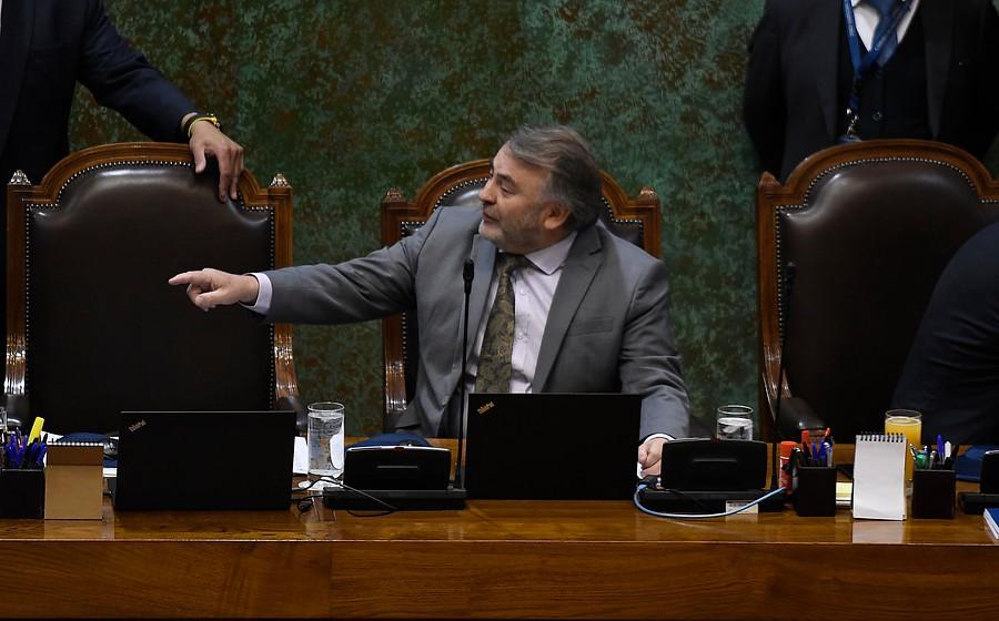 """""""Los votos de la oposición que salvaron a Marcela Cubillos"""""""