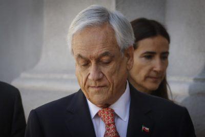 Querella contra Piñera por DDHH: Citan a Chadwick, Rozas e Iturriaga en calidad de testigos