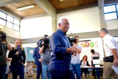 Socialismo triunfó con amplio margen en elecciones generales de Portugal